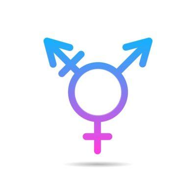 logo transexual